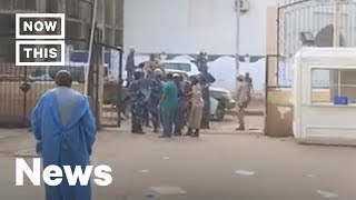 Why Sudanese Doctors Are Being Targeted With Violence   NowThis