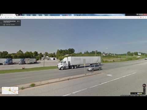 Trips & Travails: Fuel Stop Planning with Google Maps