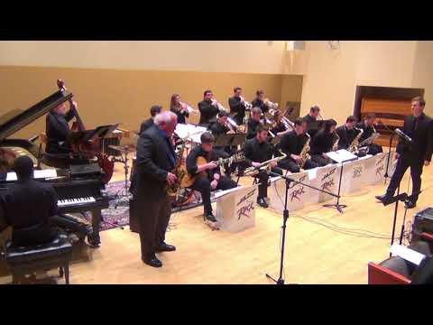 SRU Jazz Ensemble - The Way You Look Tonight (Jerome Kern, arr. Mike Tomaro)