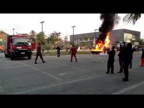 Bangladesh Fire Service (Rehearsal)