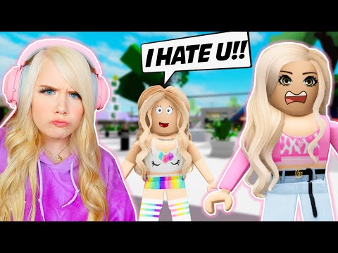 I CONFRONTED MY HATER IN BROOKHAVEN! (ROBLOX BROOKHAVEN RP) - Mackenzie Turner Roblox