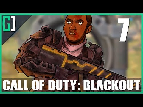 [7] Call of Duty Blackout w/ GaLm and friends thumbnail