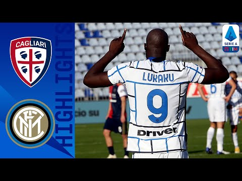 Cagliari Inter Goals And Highlights