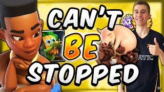 Log Bait Ram Rider Deck   SirTagCR - Clash Royale ▻ Subscribe to Me...