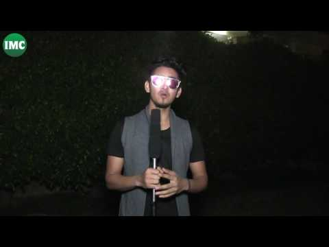 The Voice India Star Rishabh Chaturvedi on IMC Event