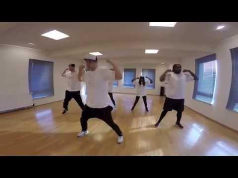 "DJ Khaled  - ""All I Do Is Win"" I choreography by Tobias Galke"