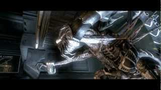 Aliens vs. Predator (2010) PC: Alien - Mission 1: Research Lab - Gameplay