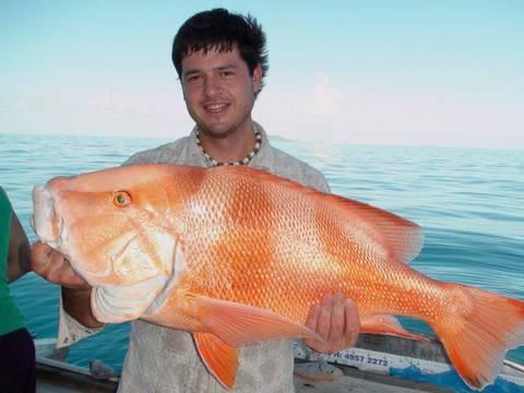 Unreel Fishing Trip!!  Reds, Nanngyai, & Mackerel!!