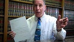 Service of 3 Day Notice, as explained by Steven D. Silverstein, Eviction Lawyer