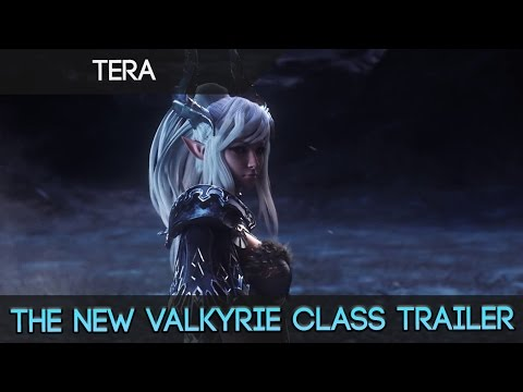 The New TERA Valkyrie Class Trailer