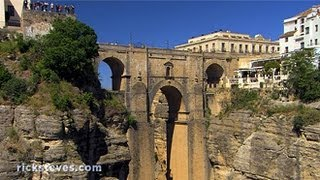 Ronda, Spain: Gorge-Straddling Hill Town