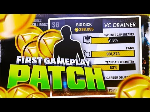 (Be Careful) This BUILD Will Cost So Much VC in NBA 2K19 | NEW GAMEPLAY PATCH TOMORROW!