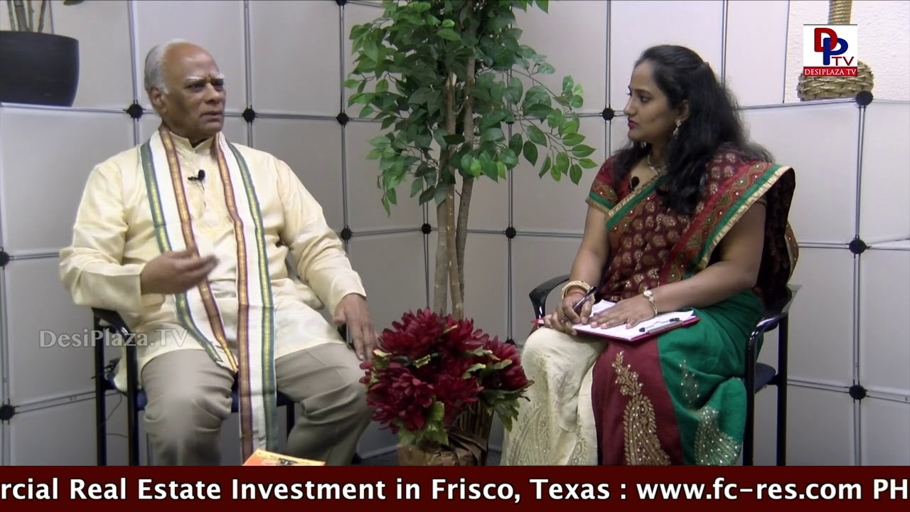 Promo - Interview with Dr. Prakash Rao - Hinduism Redefined - Host Sajitha