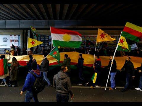برلين: الهجوم التركي على شمال سوريا ينتهك القانون الدولي  - نشر قبل 3 ساعة