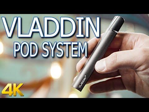 Vladdin RE Pod System Vape is Almost Awesome! 😕 Vladdin RE Pod Vape Review