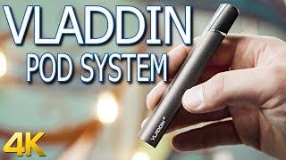 Vladdin RE Pod System Vape is Almost Awesome! Vladdin RE Pod Vape Review
