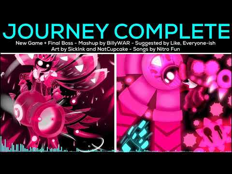Journey Complete - New Game + Final Boss Mashup