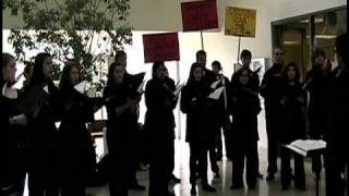 """Ave Maris Stella"" written by Javier Busto - CSUS Chamber Singers"