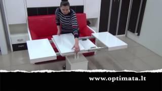 Столы-трансформеры ART. 302(, 2017-02-07T08:28:50.000Z)