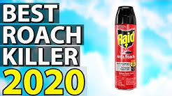 ✅ TOP 5: Best Roach Killer 2020