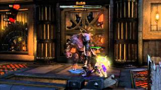 God of War Ascension-Trial of the Gods on Labyrinth of Daedalus