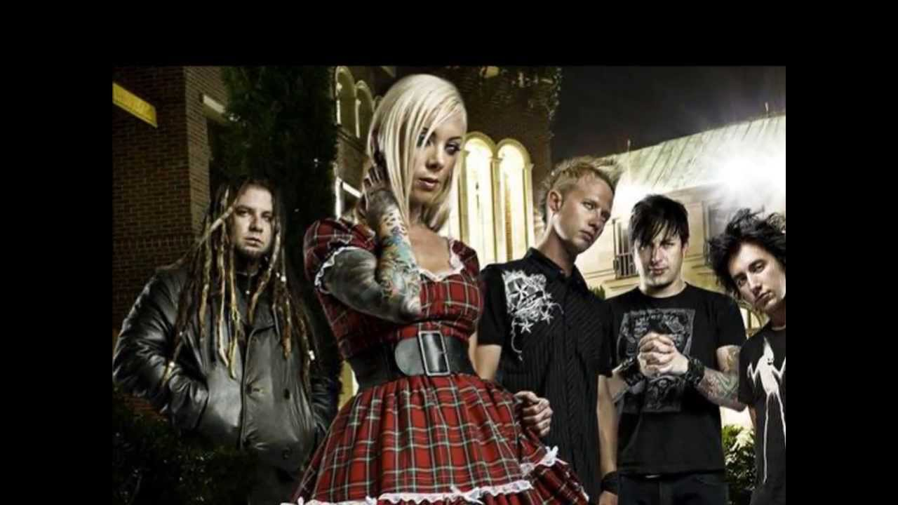 In This Moment Adrenalize Lyrics