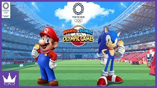 Twitch Livestream | Mario & Sonic at the Olympic Games Tokyo 2020 Full Playthrough [Switch]