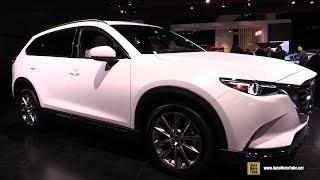 2017 Mazda CX9 - Exterior and Interior Walkaround - 2017 Detroit Auto Show
