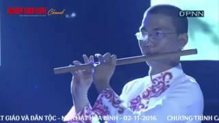 [Độc Tấu Sáo] - NHỚ VỀ DÒNG SÔNG - Sáo Cao Phát - Giải Xuất Sắc Cuộc Thi Âm Nhạc Phật Giáo