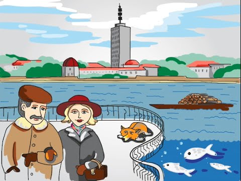 Переезд из Архангельска.