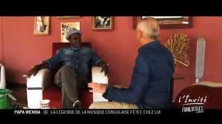 papa Wemba интервью