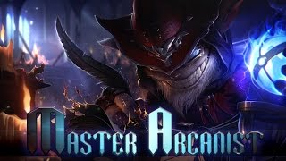 League of Legends: Master Arcanist Ziggs (Skin Spotlight)