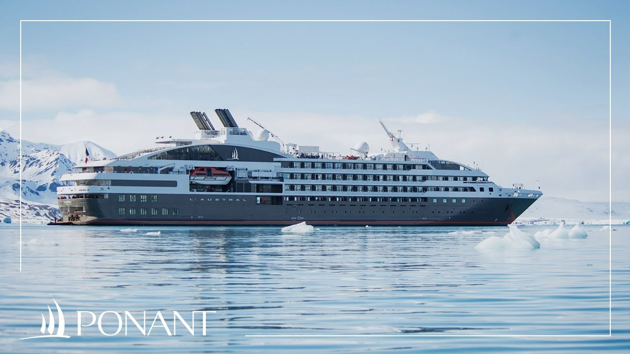 Cruise On L'AUSTRAL - Cruise Ship - PONANT