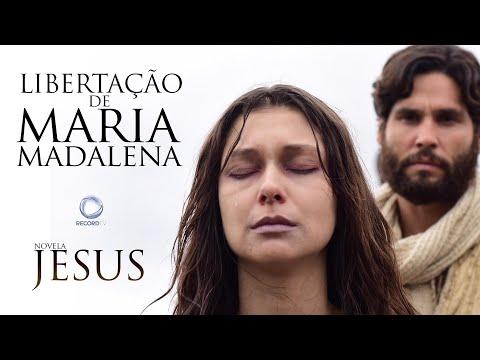 Jesus liberta Maria Madalena