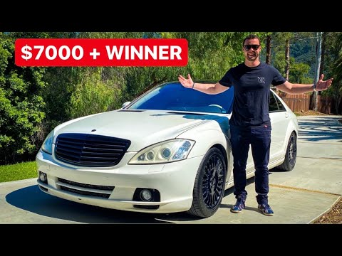 buying-cheapest-mercedes-s-class-in-u.s---vehicle-virgins:-how-to-make-money-online