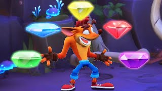 Crash Bandicoot 4: It's About Time - All Color Gems
