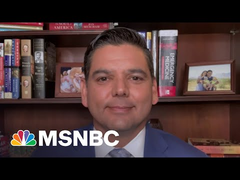 Rep. Raul Ruiz On Improving The Lives Of Hispanic Americans Across Country   The Last Word   MSNBC
