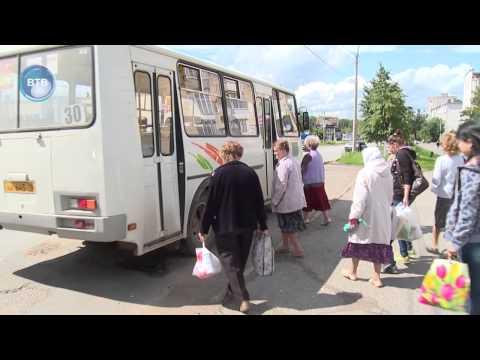 В Конанке отменили автобусы