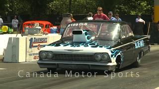 NHRA Drag Racing  Pro Mods & Doorslammers - Mission, BC - June 27/09 part 2 of 4