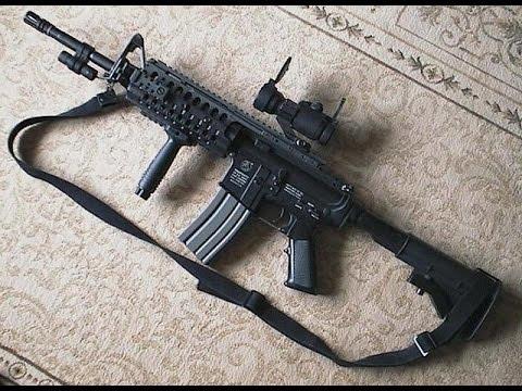 M4a1 Airsoft m4a1 gun m4 carbine real sung hoi