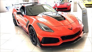 Chevrolet Corvette ZR1 C7/Z06/Grand Sport 2019 | Real-life review