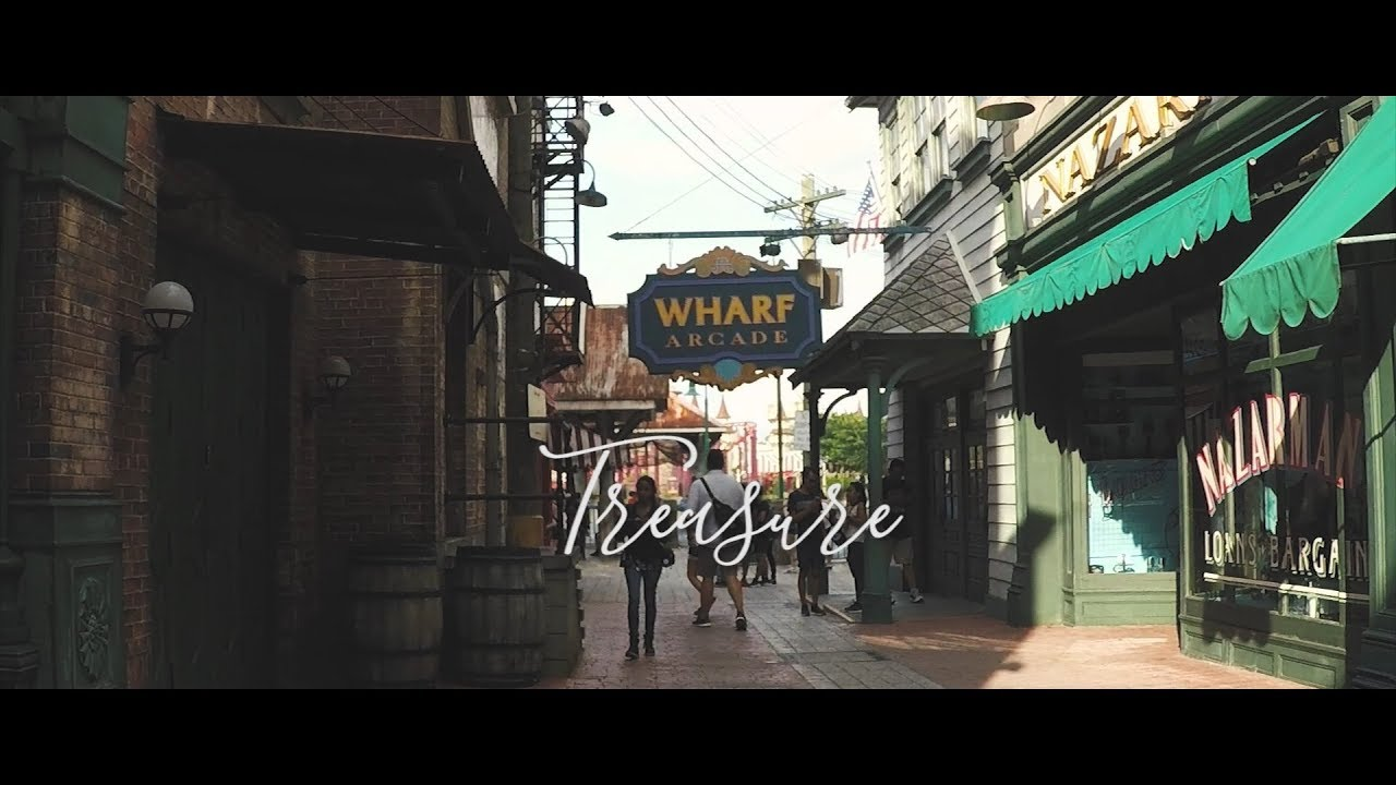 Rhymastic - Treasure (Official Lyric Video)