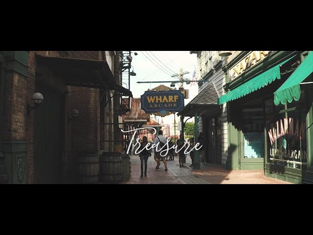 Rhymastic - Treasure (Official Lyric Video)