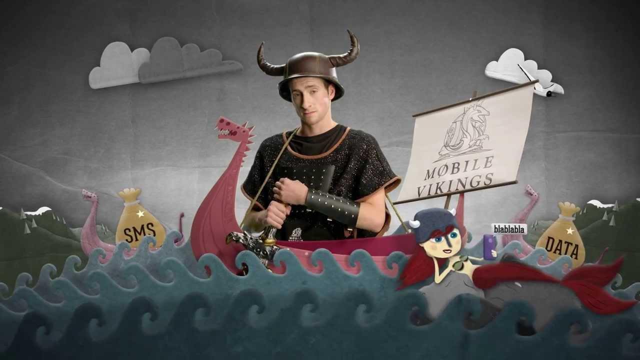 Mobile Vikings Juan (BE NL) - YouTube
