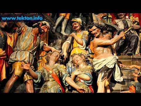 Santo del día 3 de marzo: Santos Emeterio y Celedonio, mártires (ca. 298)