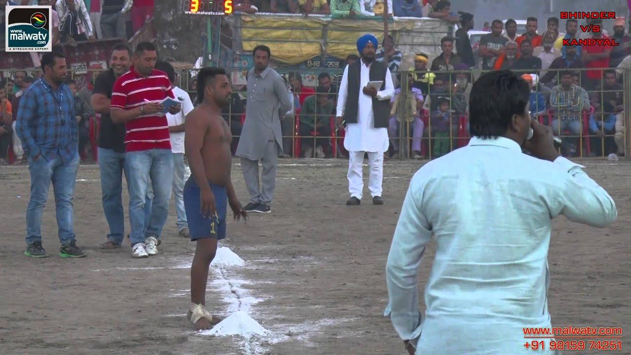 CHUCHAK (Ferozepur) KABADDI TOURNAMENT - 2014 || 72 Kgs Final || HD ||