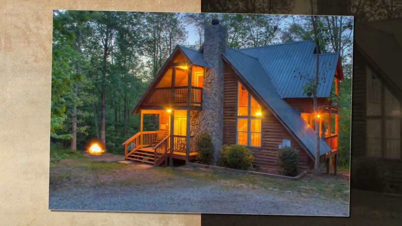 Beau Unforgettable Cabin :: Blue Creek Cabins :: Helen, GA   YouTube