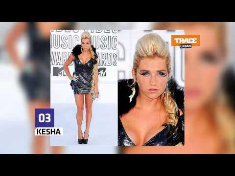 Les chanteuses blondes les plus sexy