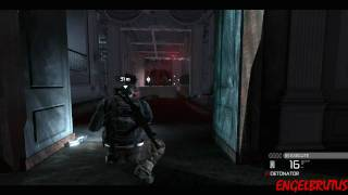 Tom Clancy's Splinter Cell Conviction - The White House PC Gameplay Final Mission 1/2