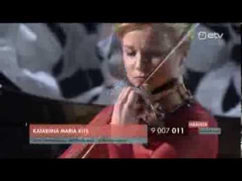 KATARIINA MARIA KITS - Mõõkade tants